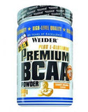 WEIDER PREMIUM BCAA 1.1LBS/ 500 GRAMS SUNNY ORANGE FLAVOUR| BCAA| WEIDER BCAA| BCAA SUPPLEMENT| BCAA 50 SERVING| BCAA POWDER|