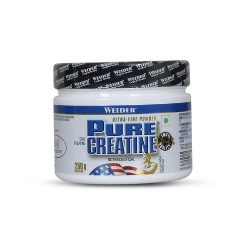 Weider Pure Creatine Powder (250gms/0.55LBs)