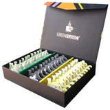 Greenbrrew® Exotic and Colorful Gift Box ( Instant Green Coffee/ Set of 30 Kettles)