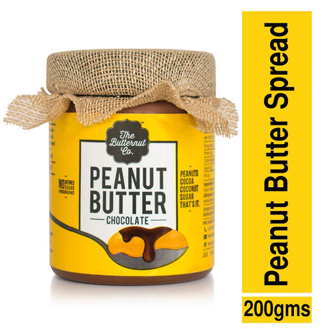 The Butternut Co. Chocolate Peanut Butter, 1 kg