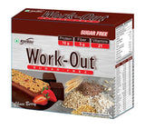 RiteBite Work-Out Choco Berry  50g Bar