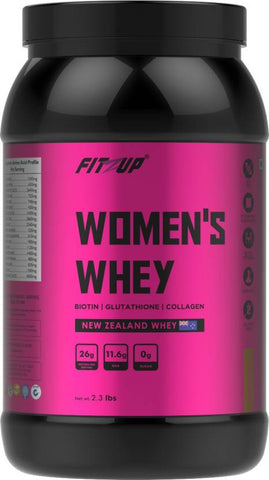 FitZup Womens Whey Cappuccino Flavour Whey Protein (2.3 pounds Cappuccino)