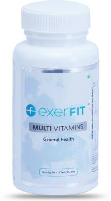 EXERFIT Multi-Vitamins  (90 Tablets)