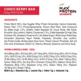 RiteBite Max Protein Ultimate Choco Berry Bars - 600g (Pack of 6)