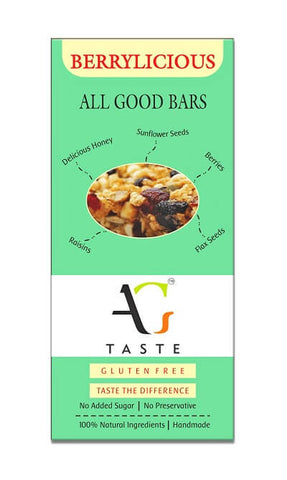 All Good Bars - White Chocolate (Pack of 3)