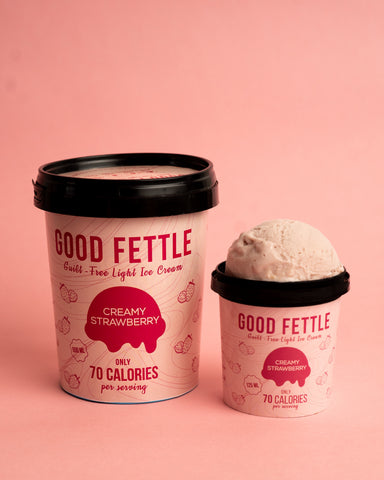 GOOD FETTLE - Creamy Strawberry