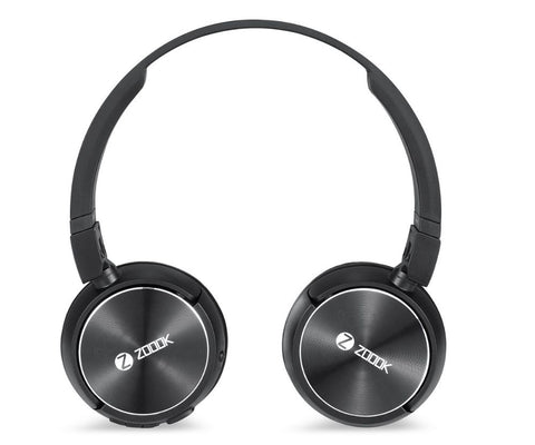 ZOOK WIRELESS STEREO HEADPHONES XTREME