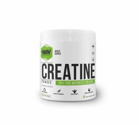 Muscle Nectar 100% Pure Micronised Creatine 300g Unflavoured