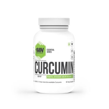 Muscle Nectar Curcumin BCM-95 With Essential Turmeric Oil (60 Capsules)