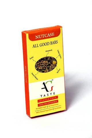 All Good Bars – Nutcase (Pack of 3)
