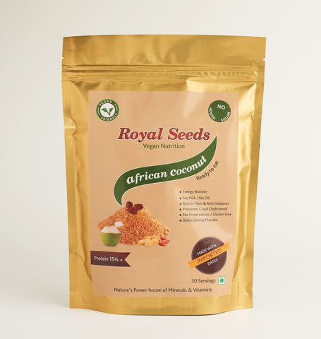 African Coconut Royal Seed's