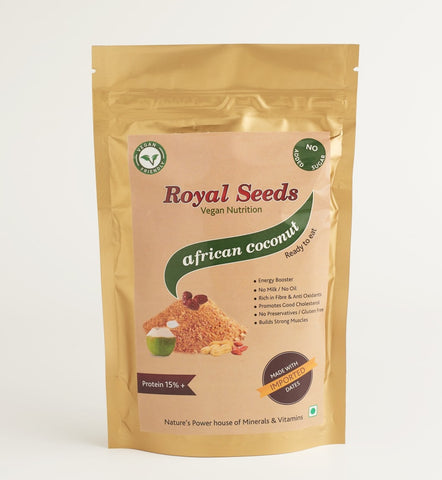 African Coconut Royal Seeds
