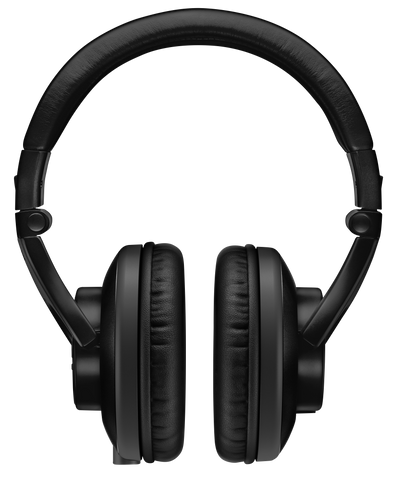 Branded headphone