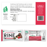 RINE CHOCOLATE STRAWBERRY SURPRISE (Pack of 6)