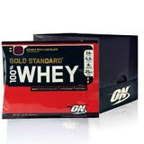 Optimum Nutrition (ON) Gold Standard 100% Whey Protein Powder - One Serving