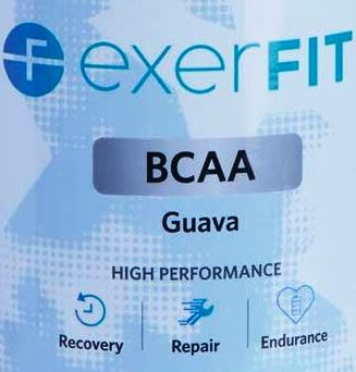 Exerfit BCAA (Pack of 4)