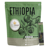 Ethiopia Instant Coffee (Green Apple & Cinnamon, 20 Sachets)
