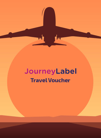 Travel Voucher Worth Rs. 10000 Powered By JourneyLabel