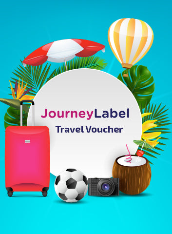 Travel Voucher Worth Rs. 5000 Powered By JourneyLabel