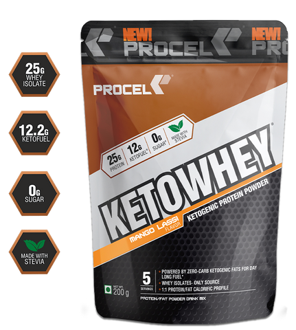 PROCEL KETOGENIC PROTEIN POWDER