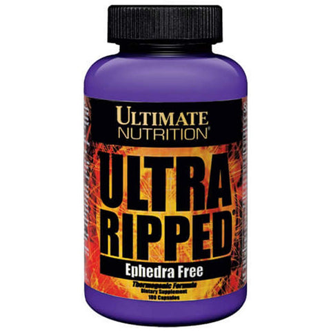 Ultimate Nutrition Ultra Ripped, 180 capsules Natural