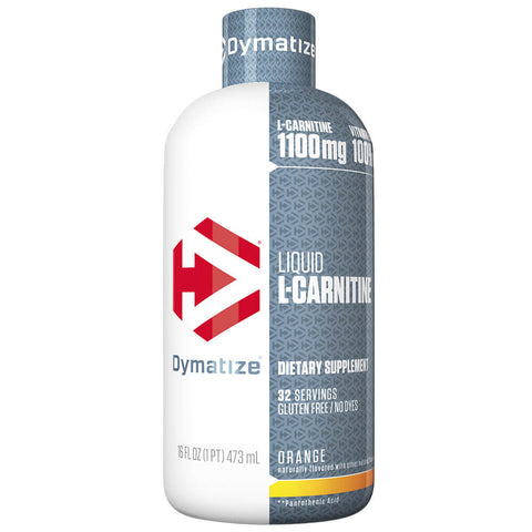 Dymatize L-Carnitine Liquid, 0.473 L Orange