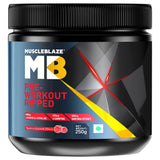 MuscleBlaze Pre Workout Ripped, 0.55 lb Raspberry Lemonade