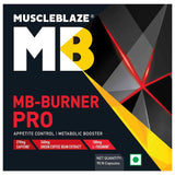 MuscleBlaze MB Fat Burner PRO, 90 capsules Unflavoured