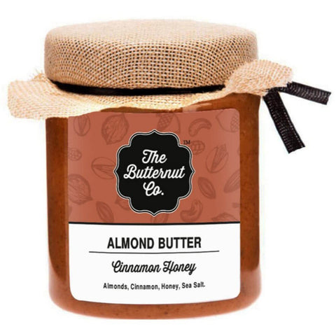 The Butternut Co. Cinnamon Honey Almond Butter, Unflavoured 0.2 kg
