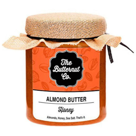 The Butternut Co. Honey Almond Butter, Unflavoured 0.2 kg