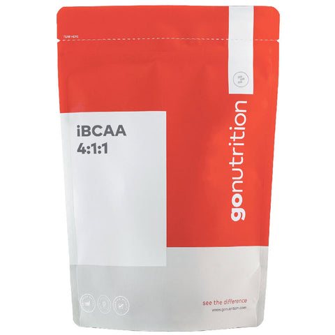 GoNutrition iBCAA 4:1:1, 0.55 lb Cola Charge
