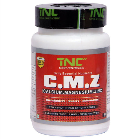 Tara Nutricare CMZ, 30 tablet(s) Unflavoured