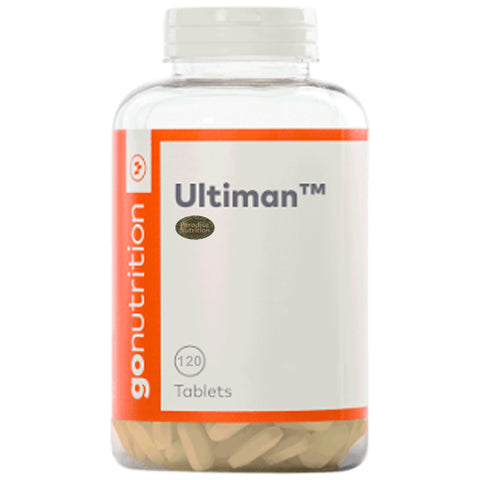 GoNutrition Ultiman, 120 tablet(s) Unflavoured