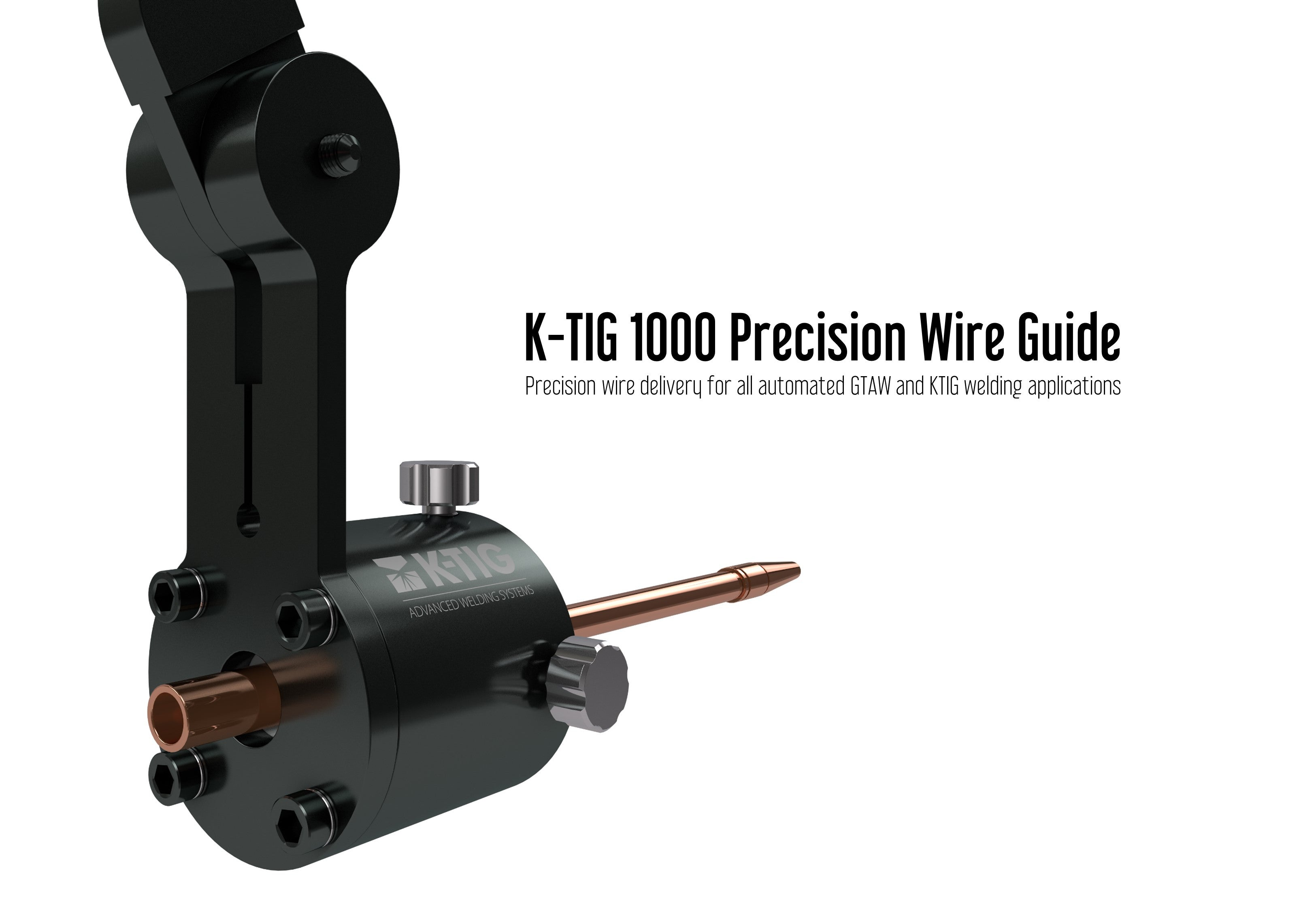 K-TIG 1000 Precision Welding Wire Guide