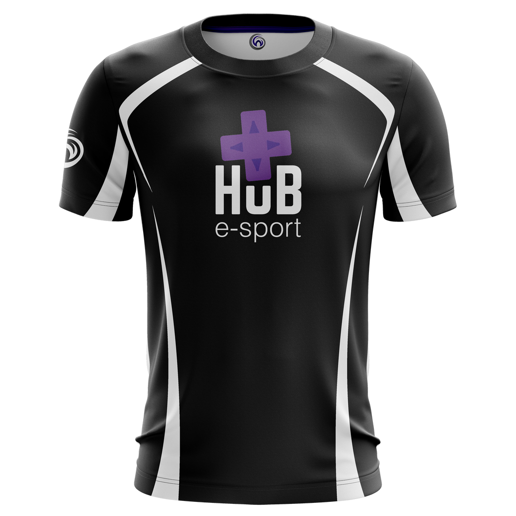 Hub by Kraaft - 2017 Black Jersey