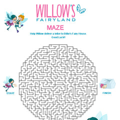 Willows Puzzle Maze