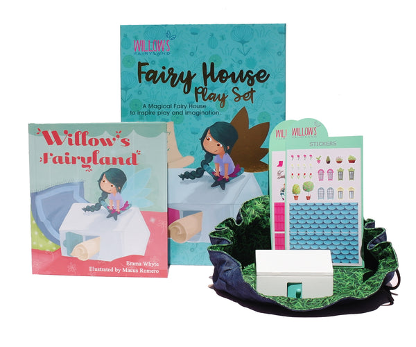 Willow's Fairyland Play Set - Mint Door