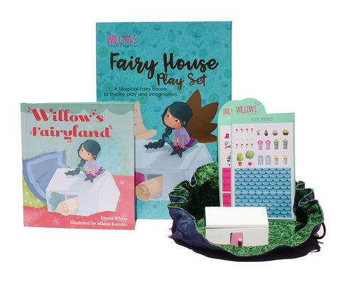 Willow's Fairyland Play Set - Pink Door