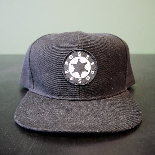 POSSE PATCH SNAPBACK LIMITED EDITION