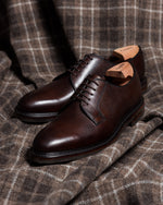 Troon Rosewood Grain Calf
