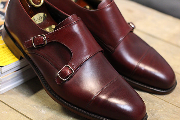 Cannon Dark Burgundy Calf MTO