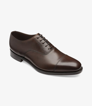 Load image into Gallery viewer, Loake 1880 Aldwych Dark Brown Calf