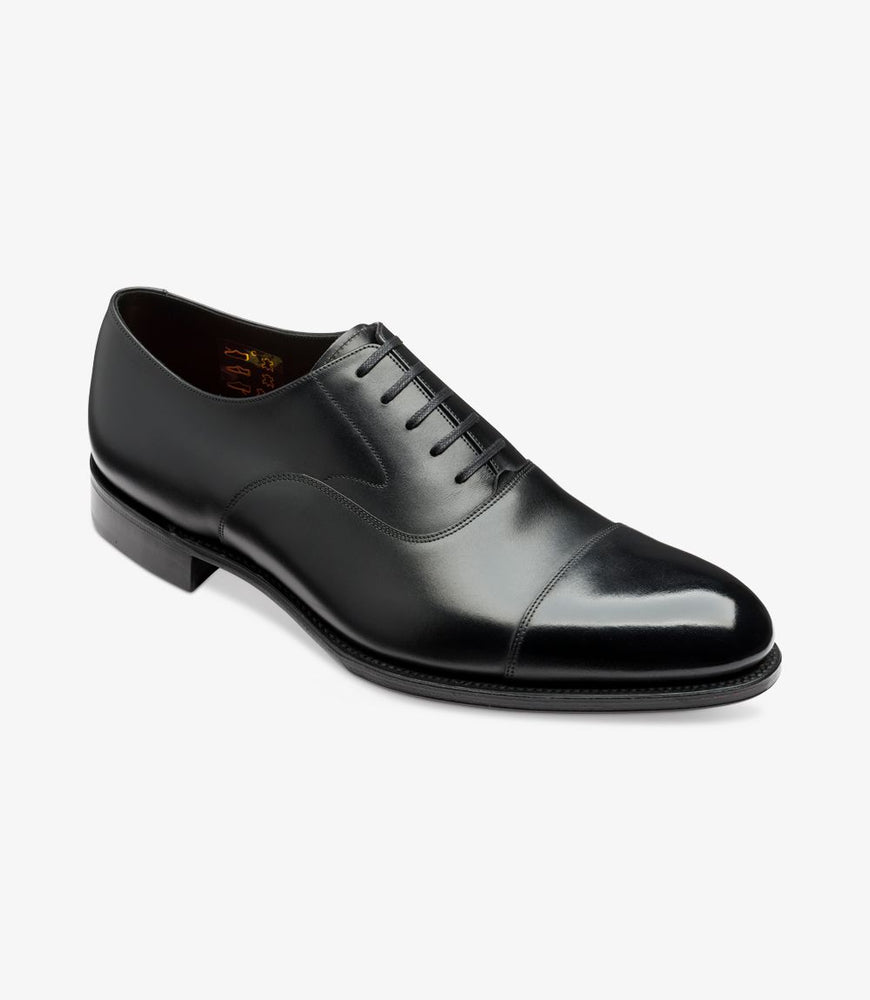 Load image into Gallery viewer, Loake Export Grade Hanover Onyx Black Calf