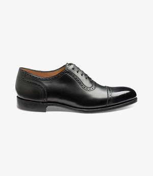Load image into Gallery viewer, Loake Export Grade Trinity Onyx Black Calf