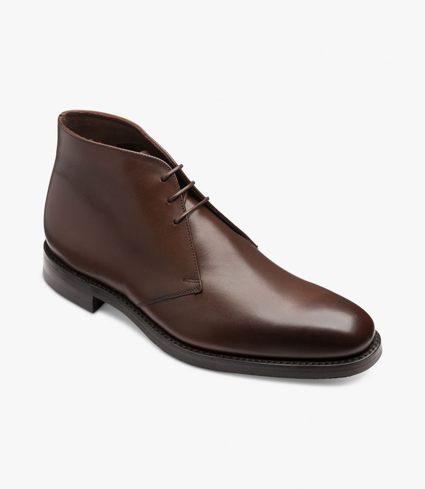 Load image into Gallery viewer, Loake 1880 Pimlico Dark Brown Calf
