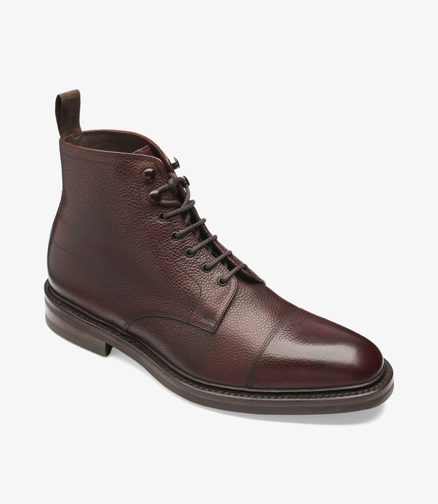Load image into Gallery viewer, Loake 1880 Roehampton Oxblood Grain