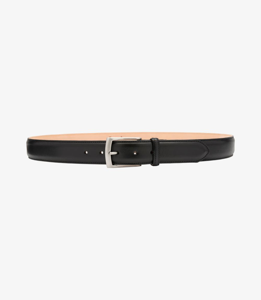 Load image into Gallery viewer, Loake Henry Belt Black