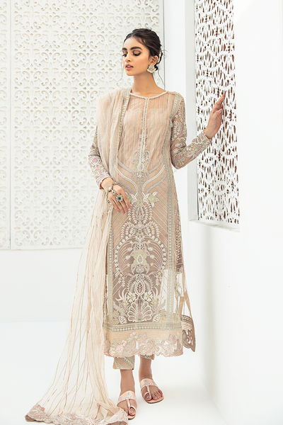 Qalamkar W-08 Luxury Formal