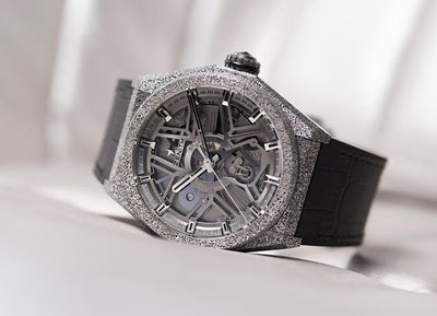 Zenith Defy Lab...The New Era In Watch Design