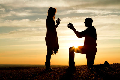 5 TOP TIPS ON POPPING THE QUESTION